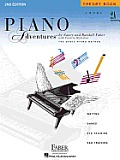 Piano Adventures - Level 2a: Theory Book