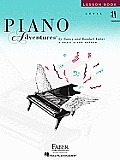 Piano Adventures Level 3a Lesson Book