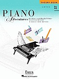 Piano Adventures - Level 3a: Theory Book