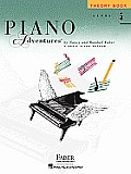 Piano Adventures - Level 5: Theory Book