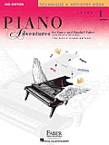 Piano Adventures - Level 1: Technique and Artistry Book