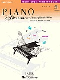 Piano Adventures, Level 2B, Technique & Artistry Book