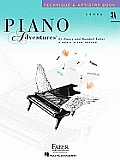 Piano Adventures - Level 3a: Technique and Artistry Book