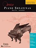Artist Piano Sonatinas, Book Two, Intermediate