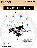Piano Adventures Practicetime Assignment Book