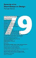 Seventy Nine Short Essays on Design