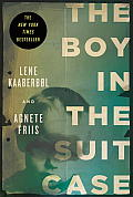 The Boy in the Suitcase Cover