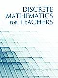 Discrete Mathematics For Teachers Pb