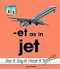-Et as in Jet