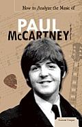 How to Analyze the Music of Paul McCartney