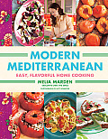 Modern Mediterranean Easy Colorful Full Flavored Home Cooking
