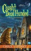 Caught Dead Handed (Witch City Mysteries)