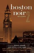 Boston Noir 2: The Classics (Akashic Noir) Cover