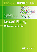 Network Biology: Methods and Applications