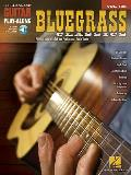 Bluegrass Classics: Guitar Play-Along Volume 138