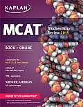 Kaplan MCAT Biochemistry Review: Created for MCAT 2015 (Kaplan Test Prep)
