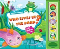 Who Lives in the Pond? (Funny Animals)