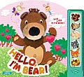 Hello, I'm a Bear! (Who Lives in the Book?)