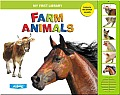Farm Animals (My First Library)