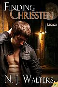 Finding Chrissten (Legacy) Cover