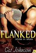 Flanked: Studs in Spurs, Book 5