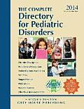 The Complete Directory for Pediatric Disorders, 2013/14