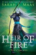 Heir of Fire Signed Edition