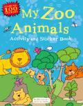 My Zoo Animals Activity & Sticker...
