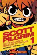 Scott Pilgrim Color Hardcover Volume 1 Precious Little Life