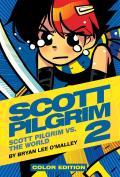 Scott Pilgrim Color Hardcover Volume 2 Scott Pilgrim vsthe World