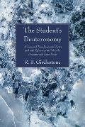 The Student's Deuteronomy