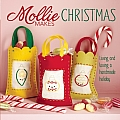 Mollie Makes Christmas: Living and Loving a Handmade Holiday Cover