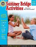 Summer Bridge Activities, Grades 2 - 3: Bridging Grades Second to Third (Summer Bridge Activities) Cover