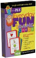 Everyday Fun and Game Cards, Grades PK-K