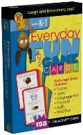 Everyday Fun and Game Cards, Grades K-1