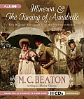 Minerva & the Taming of Annabelle: Two Regency Romances (Six Sisters)