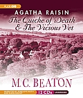 The Quiche of Death & the Vicious Vet (Agatha Raisin Mysteries)