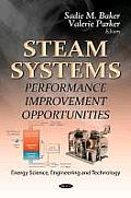Steam Systems: Performance Improvement Opportunities