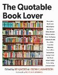 The Quotable Book Lover Cover