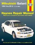 Mitsubishi Galant 1994 Thru 2012: All Models (Haynes Automotive Repair Manuals)
