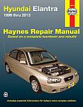 Hyundai Elantra 1996 Thru 2013 (Haynes Repair Manual)