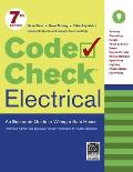 Code Check Electrical: An Illustrated Guide to Wiring a Safe House (Code Check)