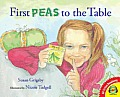 First Peas to the Table (AV2 Fiction Readalong)