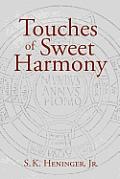 Touches of Sweet Harmony: Pythagorean Cosmology and Renaissance Poetics