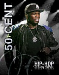 50 Cent (Hip-Hop Biographies) Cover