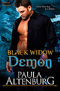 Black Widow Demon (Demon Outlaws)