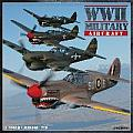 2015-WWII Military Aircraft 2015 Mini Calendar