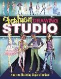 Fashion Drawing Studio: A Guide to Sketching Stylish Fashions (Capstone Young Readers: Drawing Fun Fashions)