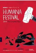 Humana Festival 2013 The Complete Plays