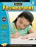 Math Foundations, Grade K (Foundations)